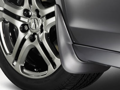 2011 Acura RL Splash Guards