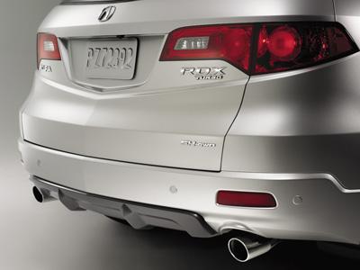2007 Acura  on 2007 Acura Rdx Rear Diffuser  08f03 Stk 200