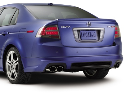 2007 Acura on 2007 Acura Tl Under Body Spoiler   Type S