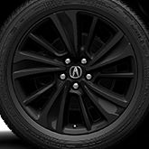 2017 Acura MDX 20 inch Berlina Black Alloy Wheel 08W20-TZ5-200A