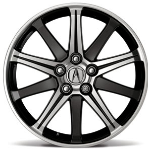 Acura 2009 on 2009 Acura Tl 19 Inch Polished Diamond Cut Alloy Wheel  08w19 Tk4 200b
