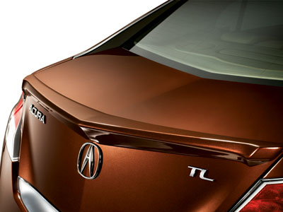 Acura on 2010 Acura Tl Deck Lid Spoiler