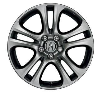 2010 Acura TSX 18 inch Ebony Alloy Wheels 08W18-TL2-200A
