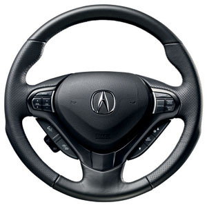 2013 Acura TSX Sport Leather Steering Wheel 08U97-TL2-220