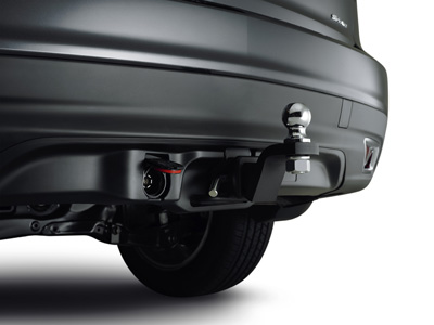 2016 Acura MDX Trailer Hitch