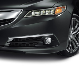 2015 Acura TLX LED Fog Lights 08V31-TZ3-200