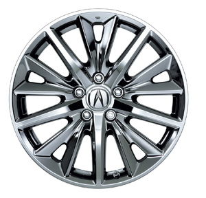 2017 Acura TLX 18-in Chrome-Look Alloy Wheels 08W18-TZ3-200