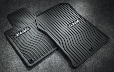 2016 Acura TLX All-Season Floor Mats 08P13-TZ3-210A