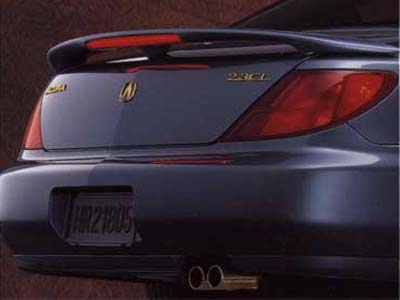 Acura Performance Parts on 2003 Acura Cl Rear Wing Spoiler