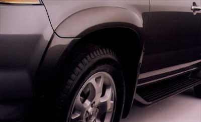 Acura on 2001 Acura Mdx Fender Flares  08p21 S3v 200