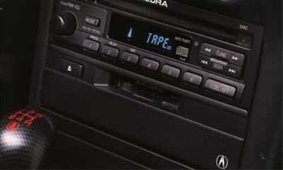 2000 Acura Integra on 2000 Acura Integra Cassette Player