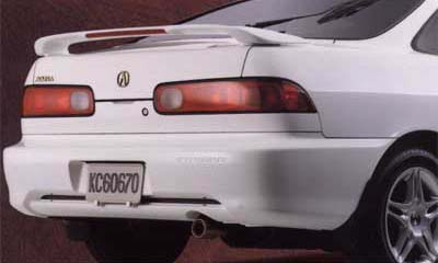 2001 Acura Integra Rear Wing Spoiler