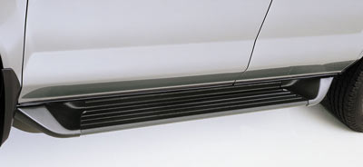 2012 Acura MDX Running Boards 08L33-STX-211G