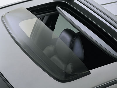 2009 Acura  on 2009 Acura Mdx Moonroof Visor  08r01 Stx 200