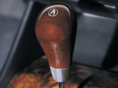 Acura  Accessories on 2005 Acura Mdx Wood Shift Knob