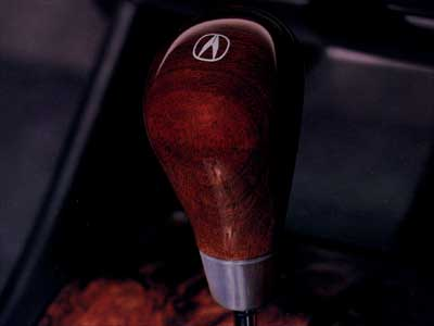 2001 Acura MDX Wood Shift Knob