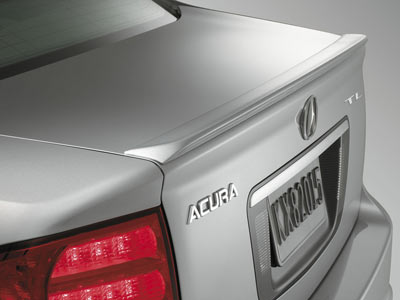 Acura on 2005 Acura Tl Deck Lid Spoiler