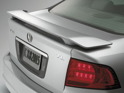 Acura on 2005 Acura Tl Rear Wing Spoiler