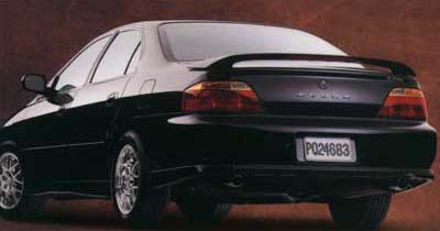 Acura 2000 on 2000 Acura Tl Under Body Spoiler