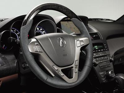 2008 Acura  on Acura Price On 2007 Acura Mdx Wood Grain Steering Wheel