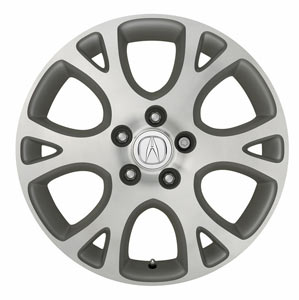 2005 Acura TSX 17inch Alloy SF High-Polish Wheel 08W17-SDB-100A