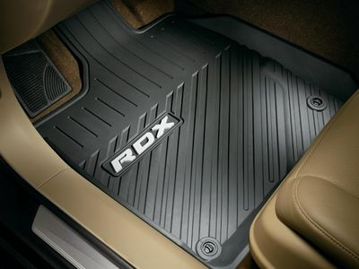 2017 Acura RDX All-Season Floormats 08P13-TX4-211A