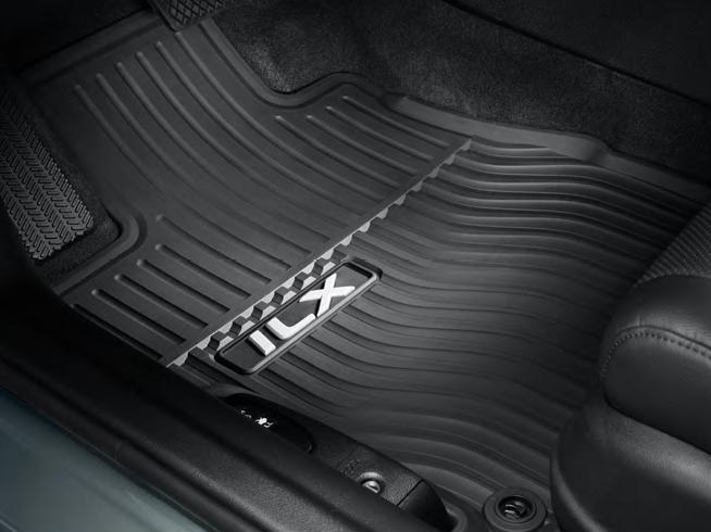 2016 Acura ILX All-Season Floor Mats 08P13-TX6-211B