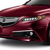 2017 Acura TLX Front Underbody Spoiler
