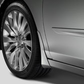 2015 Acura RLX Splash Guard Set