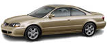 Acura CL Genuine Acura Parts and Acura Accessories Online